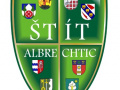 znak Štítu Albrechtic