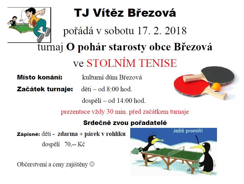 trnaj vestolním tenise
